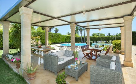 Villa for 7 people in Port de Pollença