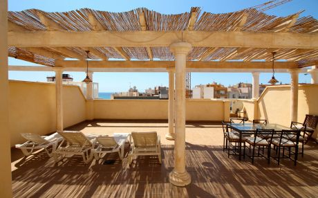 Apartment for 8 people in El Campello