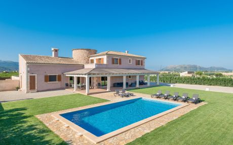 Villa for 10 people in Sa Pobla
