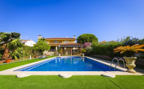 Villa for 16 people in Cambrils