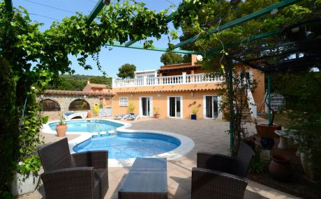 Villa for 10 people in Estartit