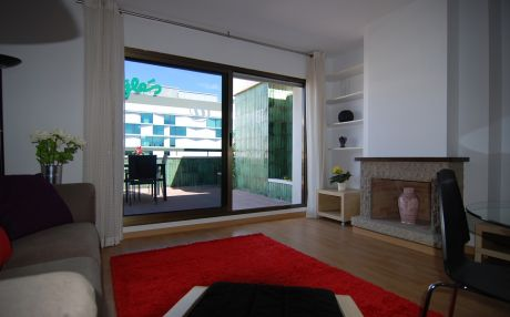 Apartment for 2 people in the city of Tarragona