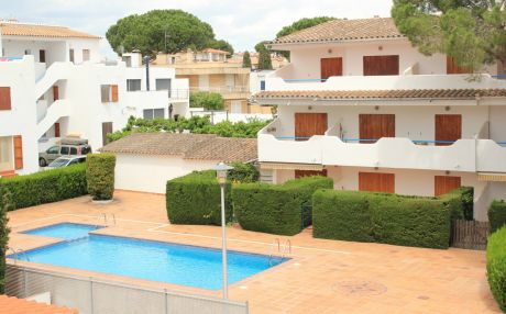 Apartment for 4 people in L'Escala
