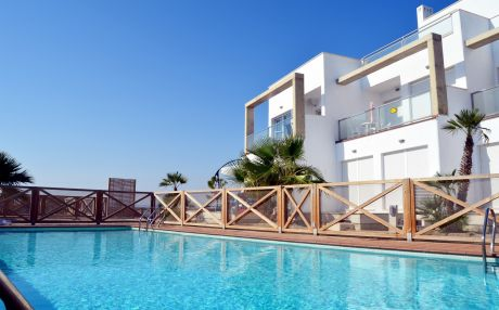 Apartment by the sea for 4 people in La Manga del Mar Menor