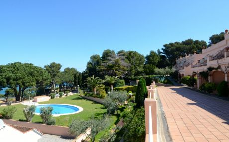 Apartment for 5 people in Begur