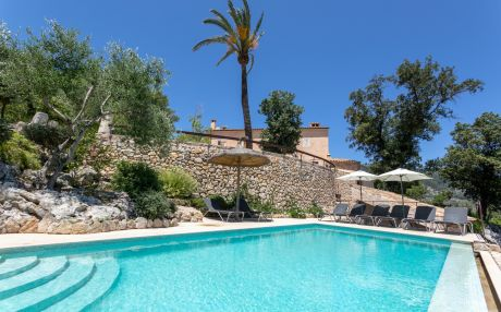 Villa for 10 people in Campanet
