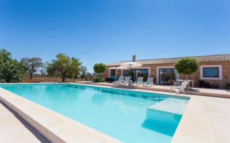 Villa for 5 people in LLucmajor