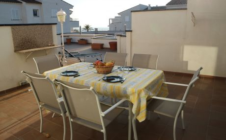 Apartment with garden view for 6 persons in Rosas / Roses