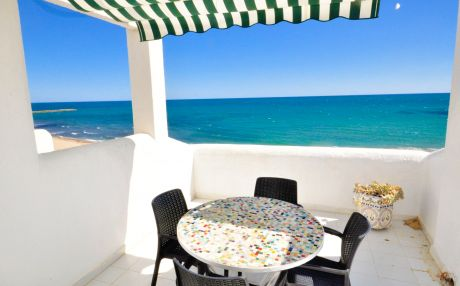 Apartment with pool for 4 people in Cambrils
