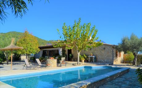 Finca for 5 people in Campanet