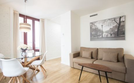 Apartment for 5 people in the city of Valencia