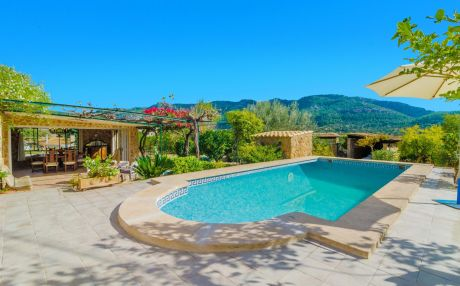 Villa for 6 people in Andratx
