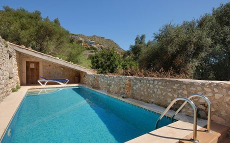 Villa for 8 people in Pollensa