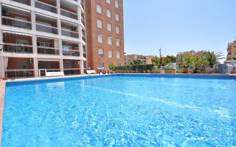 Apartment for 5 people in Cambrils