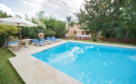 Villa for 7 people in Pollensa