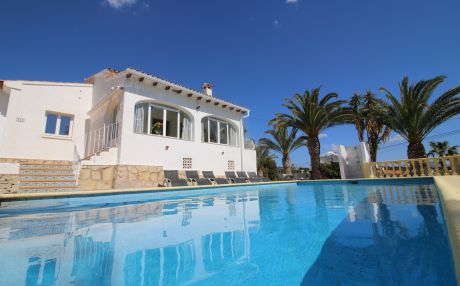 Villa for 7 people in Benissa