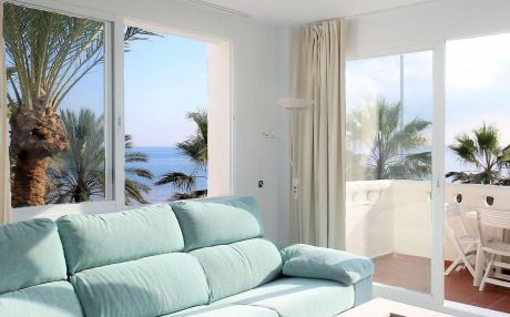 Apartment for 6 people in Benalmadena