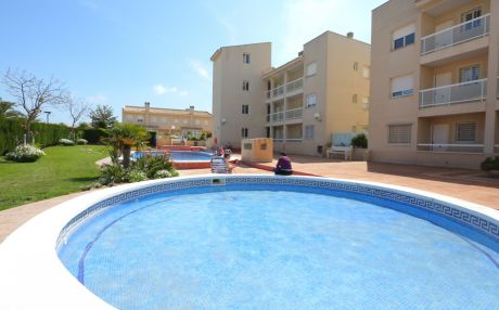 Furnished apartment for 6 people in Cambrils