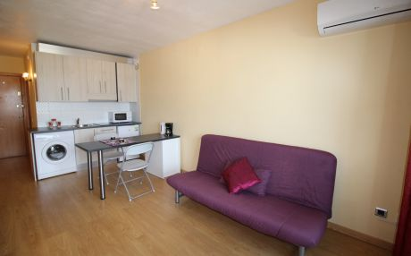 Studio for 3 people in Empuriabrava