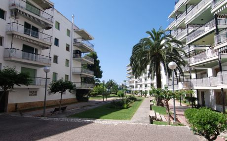 Studio for 4 people in Salou