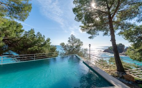 Villa for 14 people in Blanes