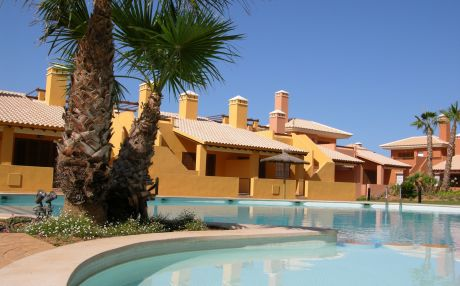 Bungalow equipped for 4 people in Mar de Cristal