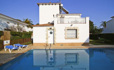 Villa for 8 people in Cambrils