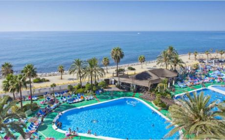 Apartment for 4 people in Benalmadena