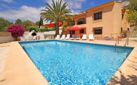 Villa for 11 people in Calpe