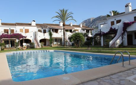 Bungalow for 3 people in Denia
