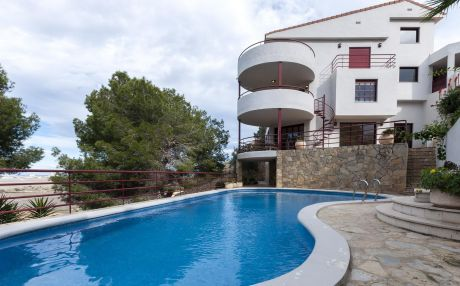 Villa for 16 people in Cullera