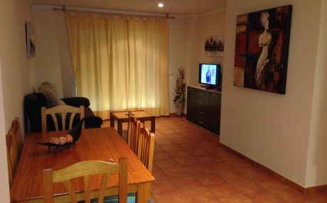 Apartment for 5 people in Oliva