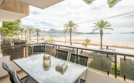 Apartment for 6 people in Puerto Pollensa