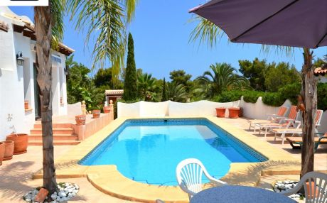 Villa for 4 people in Javea / Xàbia