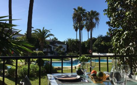 Apartment for 6 people in Marbella