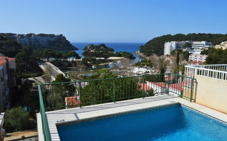 Apartment for 4 people in Cala Galdana