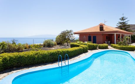 Villa with garden view for 6 people in Puerto de Santiago