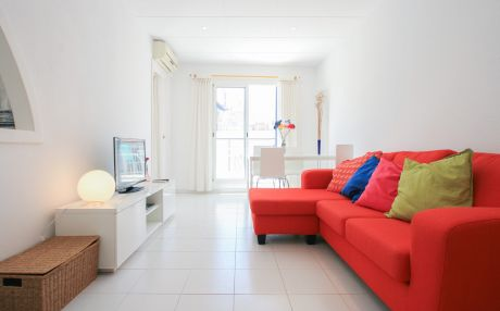 Bright apartment for 2 people in Sitges