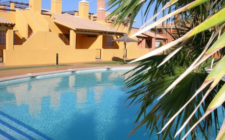 Bungalow for 4 people in Mar de Cristal