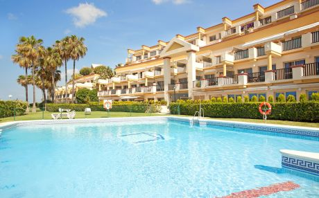 Apartment for 4 people in Marbella