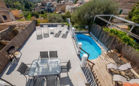 House for 6 people in Campanet