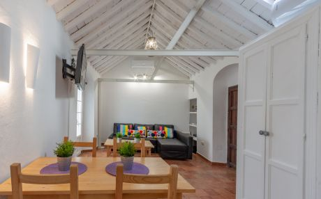 Studio for 4 people in Tarifa