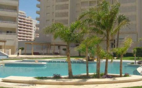 Apartment for 6 people in Calpe