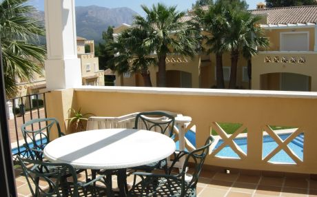 Apartment for 5 people in Pedreguer