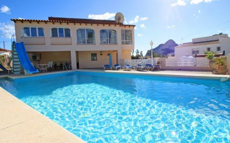 Villa for 13 people in Calpe