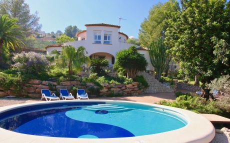 Villa for 8 people in Pedreguer