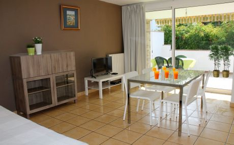 Quiet house for 4 people in Palamós
