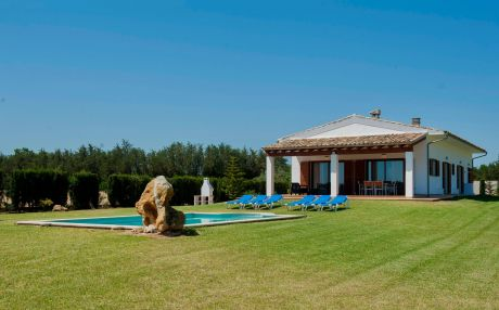 Villa mountain view for 6 persons in Sa Pobla