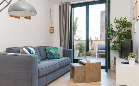 Apartment for 4 people in Sitges