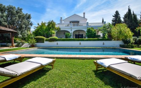 Villa for 12 people in Marbella